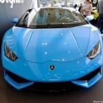 Siêu xe Lamborghini Huracan 2016 giá từ 4 tỷ đồng