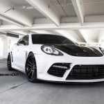 Ngắm xe siêu sang Porsche Panamera Turbo độ khủng