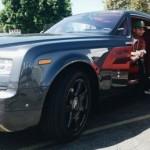 Ngắm xe siêu sang Rolls-Royce Wraith của Rapper Việt