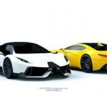 Xuất hiện siêu xe hypercar SP-200 mạnh hơn Bugatti Veyron