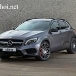 Ấn tượng siêu xe Mercedes GLA 45 AMG độ VATH giá 4 tỷ đồng
