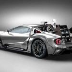 Xuất hiện siêu xe Ford GT kiểu viễn tưởng như phim