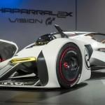 Ngắm vẻ đẹp siêu xe Chevrolet Chaparral 2X Vision GT