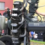 Xem siêu xe động cơ máy bay khởi động