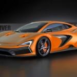 Siêu xe đắt giá McLaren P14 chuẩn bị trình làng