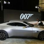 Khám phá Siêu xe Aston Martin DB10 của điệp viên James Bond