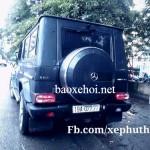 Xe siêu sang Mercedes G63 AMG biển đẹp tứ quý Phú Thọ