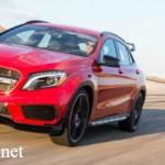 Ngắm siêu xe Mercedes GLA 45 AMG bản 2016 giá 3 tỷ