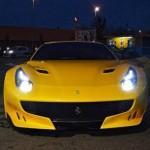 Xuất hiện siêu xe khủng Ferrari F12TdF