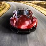 Ngắm siêu xe hiếm tuyệt đẹp Rezvani Beast X Concept