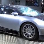 Tên trộm có mối thù với siêu xe Bugatti Veyron