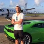 Cầu thủ bóng đá Bale mới mua Lamborghini đã không được lái