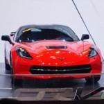 Ngắm kỹ siêu xe Chevrolet Corvette Stingray tại Việt Nam