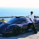 Siêu xe Pagani Zonda 760 LH của Lewis Hamilton bị tai nạn