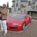 Điểm danh siêu xe Bugatti của ngôi sao nổi tiếng thế giới (P1)