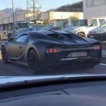 Siêu xe khủng Bugatti Chiron xuất hiện đời thực
