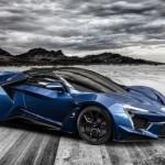 Video tận mắt ngắm siêu xe khủng Fenyr SuperSport