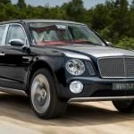 Đánh giá về xe siêu sang Bentley Bentayga mạnh mẽ