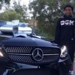 Võ sĩ đại gia tặng con trai 16 tuổi xe sang Mercedes C450 AMG