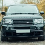 Đấu giá xe siêu sang Range Rover Sport của David Beckham