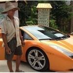 Xuất hiện đại gia nông dân mua siêu xe Lamborghini