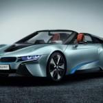 Ngày ra mắt siêu xe BMW i8 mui trần đang đến gần