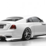 Siêu xe Rolls-Royce Wraith độ mạnh mẽ bởi Wald