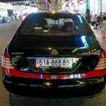 Ngắm xe siêu sang khủng  Maybach 57S ở Sài Gòn