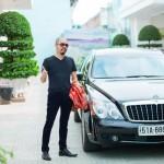 Nhà thiết kế Đức Hùng mua xe siêu sang Maybach 57S ?