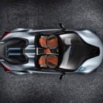 Siêu xe BMW i8 mui trần đẹp hơn, nhanh hơn bản Coupe