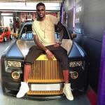 Sao bóng đá mất việc Emmanuel Adebayor mua Phantom khủng