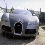 Đại gia đi tù vì tự lao xe triệu đô Bugatti Veyron xuống hồ