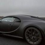 Lộ diện thông số kỹ thuật của siêu xe Bugatti Chiron
