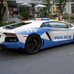 Dàn siêu xe cảnh sát ở Việt Nam là ảnh photoshop