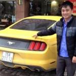 Siêu xe Ford Mustang biển đẹp Hải Phòng tái xuất