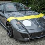 Siêu xe khủng Ferrari 599 GTO 2011 giá 17 tỷ