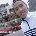 Người chụp ảnh cùng siêu xe Ferrari Lào Cai là ai ?