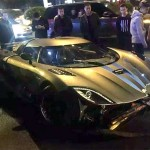 Siêu xe Koenigsegg gần trăm tỷ bị tai nạn ở Trung Quốc