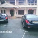 Bộ đôi siêu xe bentley và Mercedes GLA 45 AMG Hải Dương