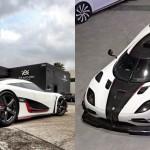 Siêu xe khủng Koenigsegg One:1 cuối cùng về tay đại gia nào ?