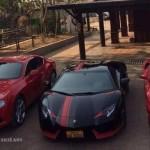 Đại gia Lào chơi siêu xe khủng đáng nể