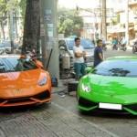 Thêm 1 siêu xe Lamborghini màu da cam về Việt Nam
