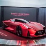 Ngắm siêu xe tương lai Nissan Vision Gran Turismo khoe dáng
