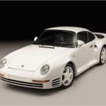 Siêu xe Porsche 959 cũ nhưng đặc biệt