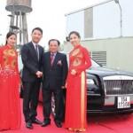 Đại gia Hải Phòng mua xe siêu sang Rolls-Royce Ghost đời mới