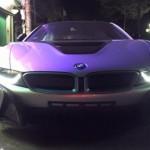 Siêu xe BMW i8 xuất hiện tại Sóc Trăng gây choáng