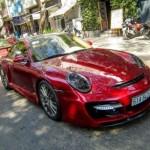 Siêu xe Porsche 911 độ độc của dân chơi Sài Gòn
