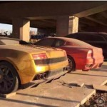 Phí của dàn siêu xe triệu đô bị vứt như hàng thải