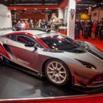 Siêu xe Hussarya GT tuyệt đẹp cho đường đua