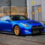 Siêu xe Nissan GT-R độ mạnh như bugatti veyron